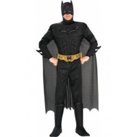 Batman Bruce Wayne en action ! - location de costume adulte DGZL-100040 de Non