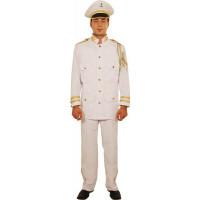 Déguisement Navy Homme Qs Taille 50/52 123DEG-3700631007276-10015710