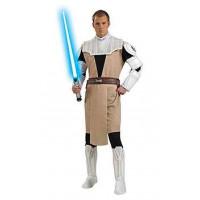 Obi-Wan Kenobi, le plus puissant des jédis! - déguisement adulte à louer DGZL-100257 de Non