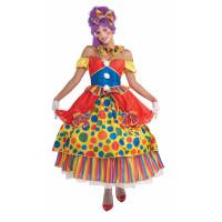 Robe Clown - Taille Unique 123DEG-721773660245-10014303 de Non
