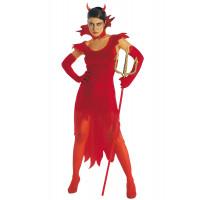 Diablesse Devil Lady - déguisement adulte à louer  DGZL-200216 de Non