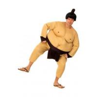 Sumo - costume adulte à louer DGZL-100879 de Non
