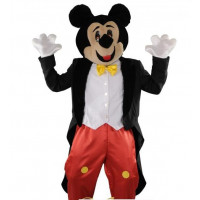 Mickey Mascotte - costume adulte à louer DGZL-200403 de Non