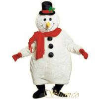 Bonhomme de neige - Déguisement location costume adulte DGZL-200470 de Non