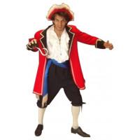 Capitaine crochet - déguisement adulte à louer DGZL-100358 de Non