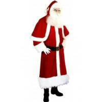 Père Noël Manteau Fourrure - costume adulte à louer DGZL-100731 de Non
