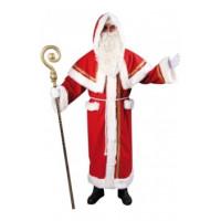 Père Noël Luxe Stamco - déguisement adulte à louer DGZL-100730 de Stamco