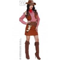 Belle Star - déguisement adulte à louer DGZL-100331 de Non