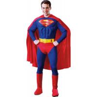 Déguisement Licence Superman Taille L 123DEG-883028801671-10013406